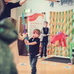 Dynamique Dance Kids Bespoke Parties Nottingham
