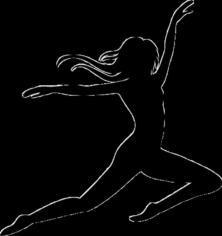 Dynamique Dance Dancer Icon