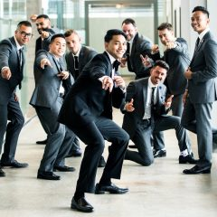 Dynamique Dance Groom Lessons Wedding Nottingham