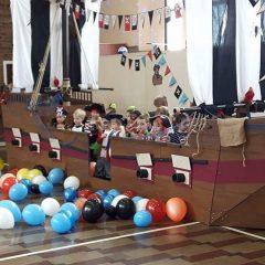 Dynamique Dance Kids Pirate Party Nottingham