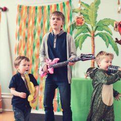 Dynamique Dance Kids Popstars Party Nottingham