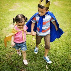 Dynamique Dance Princess and Superhero Party Nottingham